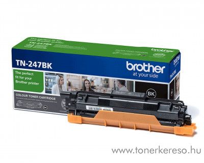 Brother HL-L3210CW/MFC-L3730CDN eredeti black toner TN247BK