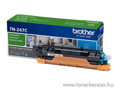 Brother HL-L3210CW/MFC-L3730CDN eredeti cyan toner TN247C