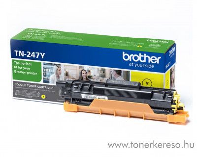 Brother HL-L3210CW/MFC-L3730CDN eredeti yellow toner TN247Y