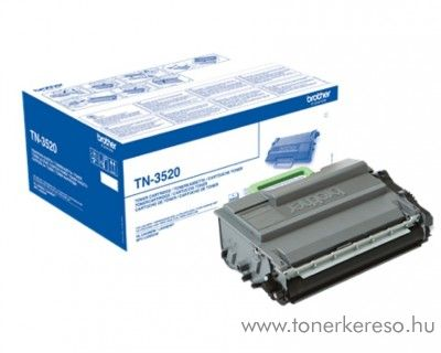 Brother HL-L6400DW/L6900DW eredeti black toner TN3520