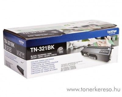 Brother HL-L8250CDN eredeti black toner TN321BK