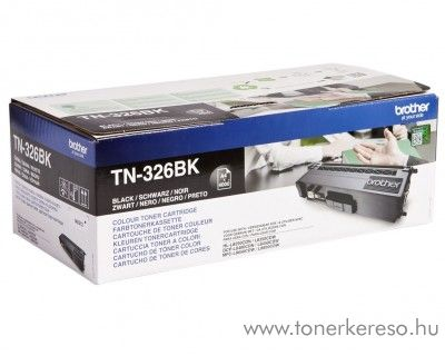 Brother HL-L8250CDN eredeti black toner TN326BK