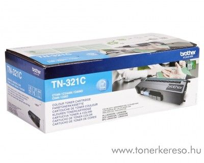 Brother HL-L8250CDN eredeti cyan toner TN321C
