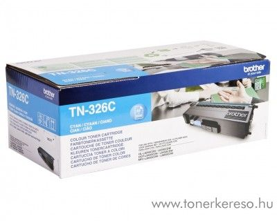 Brother HL-L8250CDN eredeti cyan toner TN326C