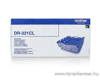 Brother HL-L8250CDN eredeti drum unit DR321CL