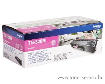 Brother HL-L8250CDN eredeti magenta toner TN326M