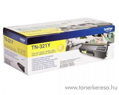 Brother HL-L8250CDN eredeti yellow toner TN321Y