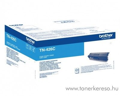 Brother HL-L8360/L8360CDW eredeti cyan toner TN426C