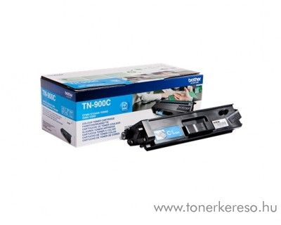 Brother HL-L9200DWT (TN-900C) eredeti cyan toner TN900C
