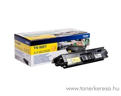 Brother HL-L9200DWT (TN-900Y) eredeti yellow toner TN900Y