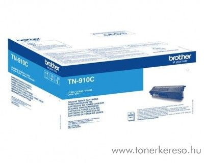Brother HL-L9310/L9310CDW eredeti cyan toner TN910C