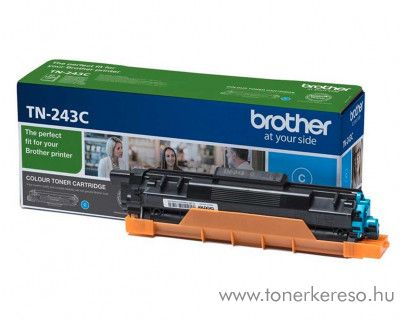 Brother HL-L3210CW eredeti cyan toner TN243C