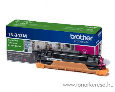 Brother HL-L3210CW eredeti magenta toner TN243M