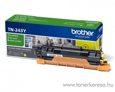 Brother HL-L3210CW eredeti yellow toner TN243Y