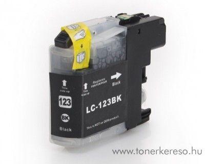 Brother LC123BXL nagykap black utángyártott tintapatron Brother DCP-J552DW tintasugaras nyomtatóhoz