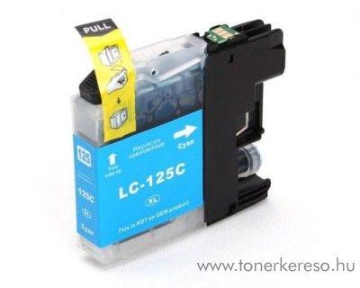 Brother LC125CXXL nagykap cyan utángyártott tintapatron