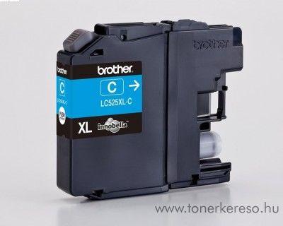 Brother LC525XLC eredeti cyan tintapatron DCP-J100/J105/J200 Brother MFC-J200 tintasugaras nyomtatóhoz