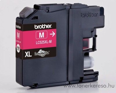 Brother LC525XLM eredeti magenta tintapatron DCP-J100/J105/J200