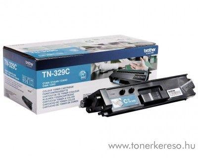 Brother MFC-8850/L8650 eredeti cyan toner TN329C Brother DCP-L8450CDW lézernyomtatóhoz