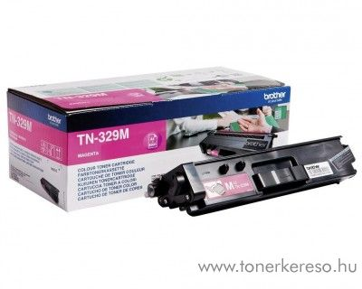 Brother MFC-8850/L8650 eredeti magenta toner TN329M