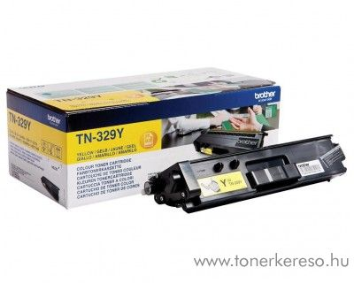 Brother MFC-8850/L8650 eredeti yellow toner TN329Y