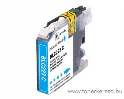 Brother MFC-J4420DW utángyártott cyan tintapatron RBBLC223C Brother MFC-J5320DW tintasugaras nyomtatóhoz