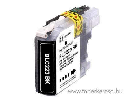Brother MFC-J4420DW utángyártott fekete tintapatron RBBLC223B Brother MFC-J5320DW tintasugaras nyomtatóhoz