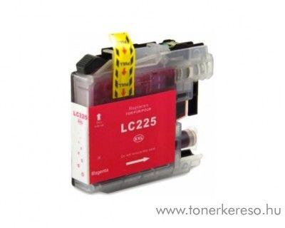 Brother MFC-J4420DW utángyártott magenta patron GGBLC225XLM Brother DCP-J4120DW tintasugaras nyomtatóhoz