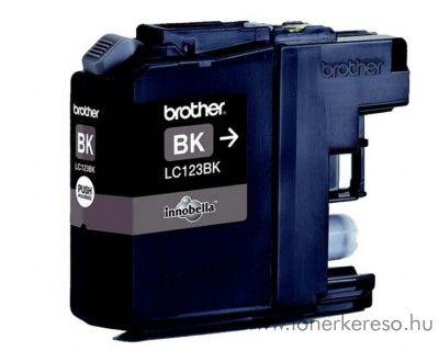 Brother MFC-J4510DW eredeti black fekete tintapatron LC123BK Brother DCP-J152W tintasugaras nyomtatóhoz