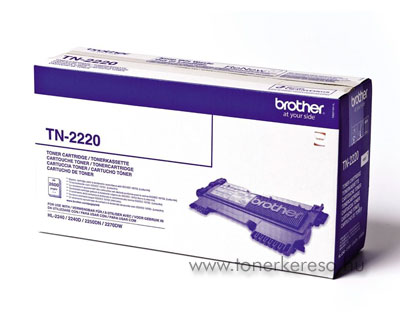 Brother TN2220 lézertoner Brother FAX-2950 faxhoz