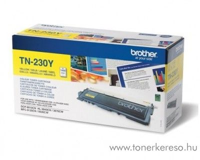 Brother DCP-9010/MFC-9120 eredeti yellow toner TN-230Y
