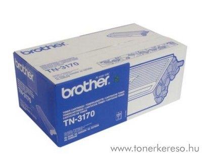 Brother MFC-8460/HL-5270 eredeti black fekete toner TN-3170