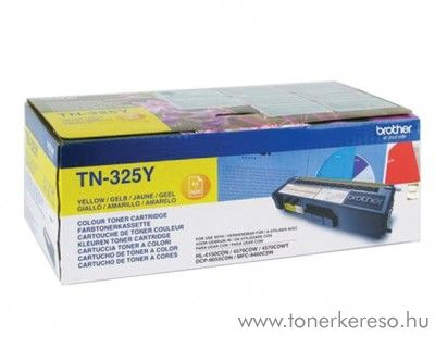 Brother DCP-9055/MFC-9460 eredeti yellow toner TN-325Y