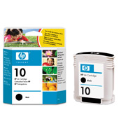 HP C4844A (No. 10) tintapatron HP DesignJet 100 tintasugaras nyomtatóhoz