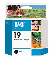 HP C6628A Bk (No. 19) tintapatron HP Deskjet 350 tintasugaras nyomtatóhoz