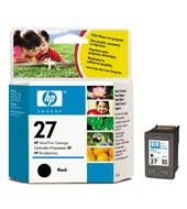 HP C8727AE BK (No. 27) tintapatron HP OfficeJet J5508 tintasugaras nyomtatóhoz