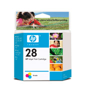 HP C8728AE Color (No. 28) tintapatron