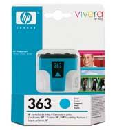 HP C8771EE (No. 363) C tintapatron HP PhotoSmart C6188 tintasugaras nyomtatóhoz