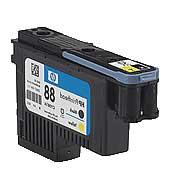 HP C9381A (No. 88) Bk-Y nyomtatófej HP OfficeJet Pro K5400tn tintasugaras nyomtatóhoz