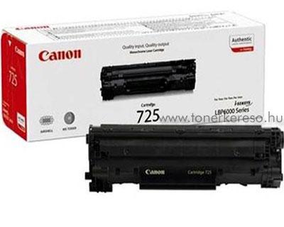Canon Cartridge 725 lézertoner CRG725 Canon  i-SENSYS MF3010 lézernyomtatóhoz
