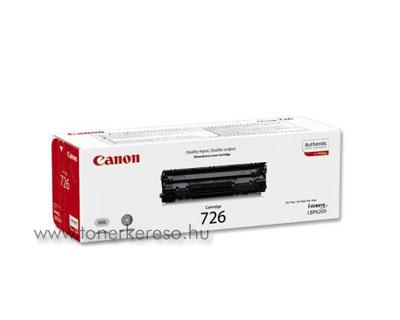 Canon Cartridge 726 lézertoner Canon i-SENSYS LBP6200d lézernyomtatóhoz