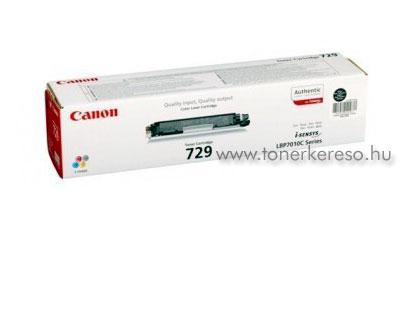 Canon Cartridge 729 Fekete lézertoner Canon i-SENSYS LBP-7010C lézernyomtatóhoz