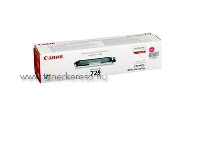 Canon Cartridge 729 magenta lézertoner Canon i-SENSYS LBP-7010C lézernyomtatóhoz