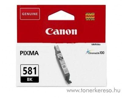 Canon  PIXMA TR7550 eredeti black tintapatron CLI581BK