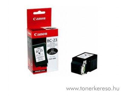 Canon BC 23 BK tintapatron
