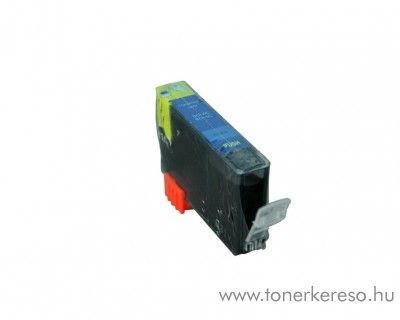 Canon BCI3/BCI6 cyan utángyártott tintapatron Canon S750 tintasugaras nyomtatóhoz