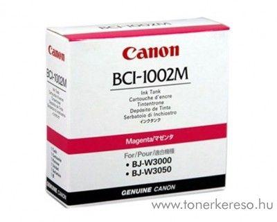 Canon BCI-1002M eredeti magenta tintapatron 5836A001AA Canon BJ-W3050 tintasugaras nyomtatóhoz