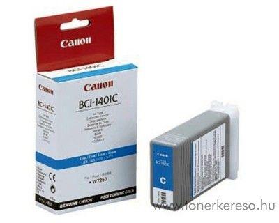 Canon BCI-1401C eredeti cyan tintapatron 7569A001AA Canon imagePROGRAF W7250 tintasugaras nyomtatóhoz