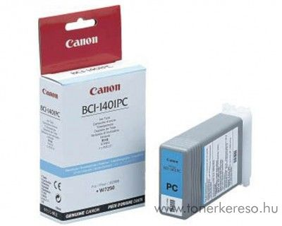 Canon BCI-1401PC eredeti photo cyan tintapatron 7572A001AA
