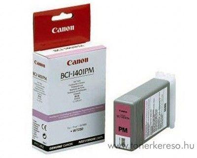 Canon BCI-1401PM eredeti photo magenta tintapatron 7573A001AA Canon imagePROGRAF W7250 tintasugaras nyomtatóhoz